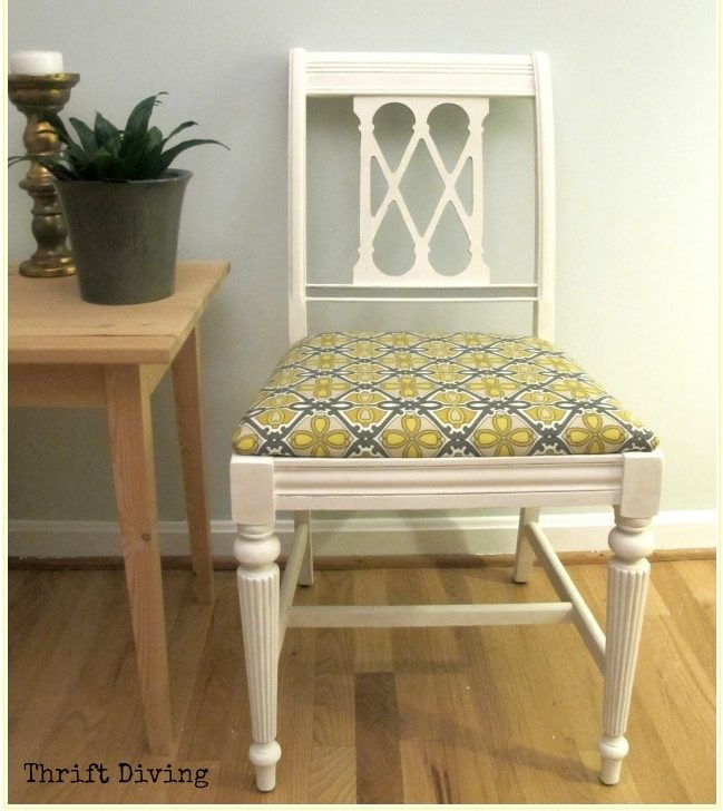 makeover dining chair