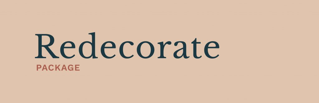 redecorate package header