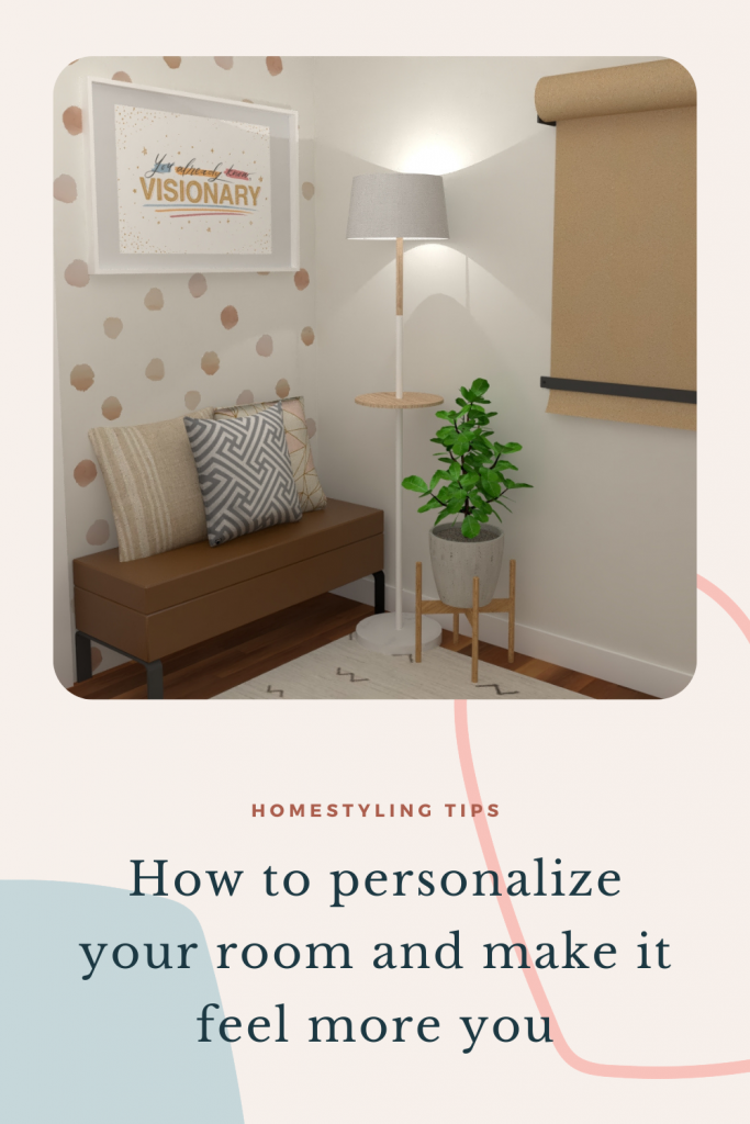 Pinterest how to personalize your room