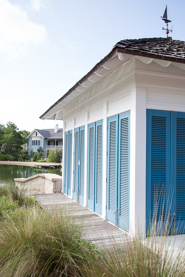 Color ideas blue shutters white shiplapped home